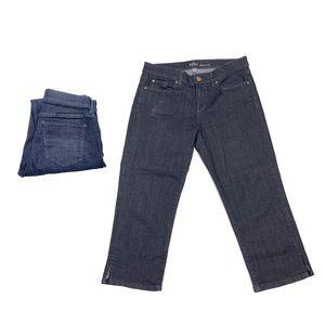 New York & Co. Soho Jeans Skinny Crop